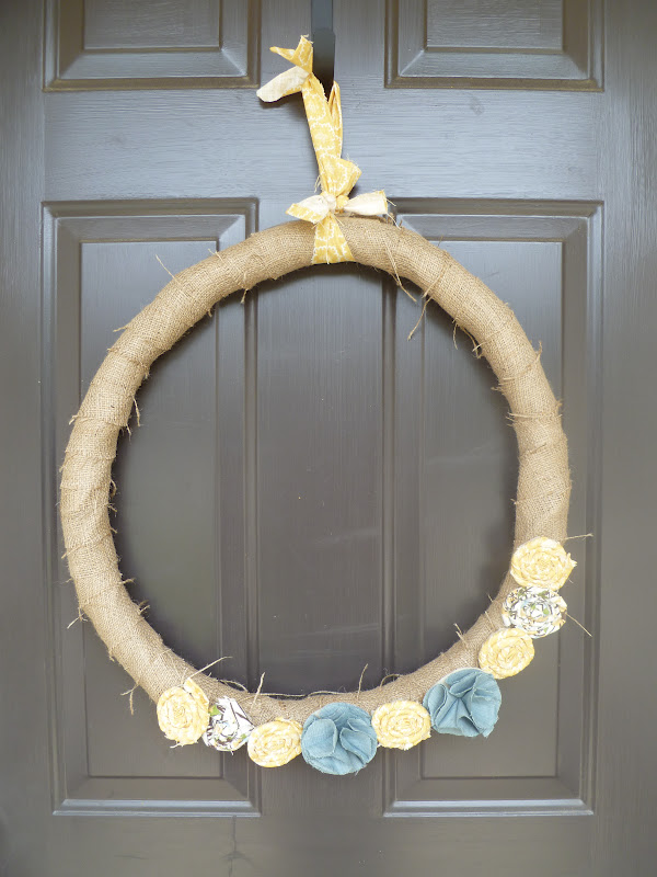 Only From Scratch Summer Wreath