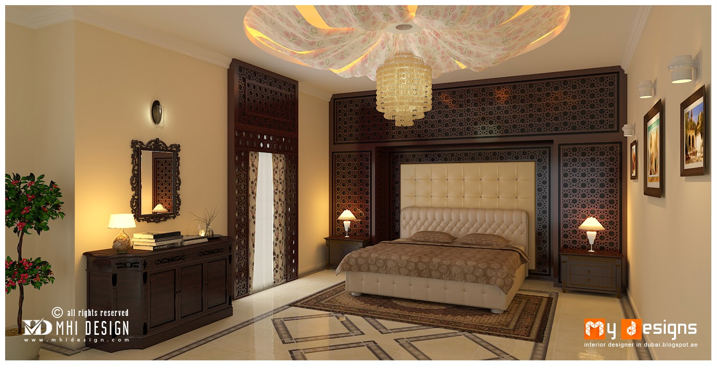 dubai villa interior design office interior designs in. Black Bedroom Furniture Sets. Home Design Ideas