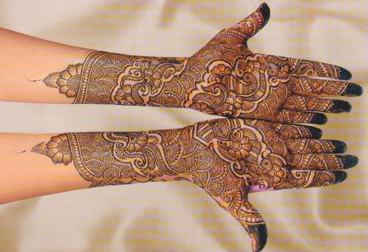 Mehndi Full Hand Bridal Design : Best mehndi designs bridal photos for full hand