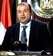 الدكتور خالد حنفي - وزير الموين (فبراير2014- 25أغسطس2016)