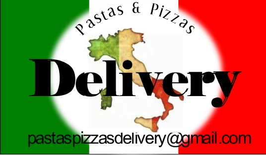 Pastas  Pizzas Delivery
