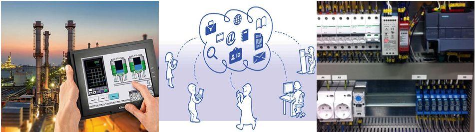 Automatización, Tecnología de la Información y comunicación (TIC) y Electricidad