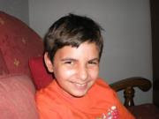 Adrián hijo de un amigo, tiene el Síndrome de Dravet