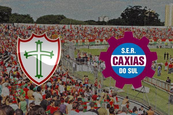 Portuguesa enfrenta Caxias para entrar no G4