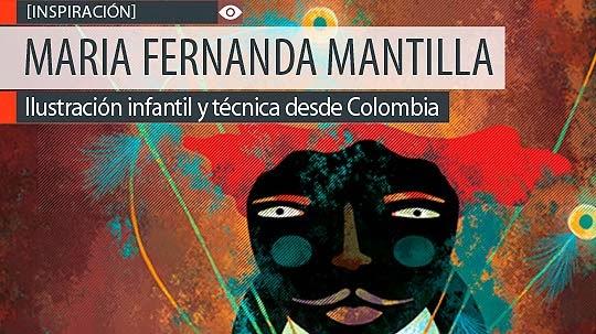 Ilustración infantil de MARIA FERNANDA MANTILLA