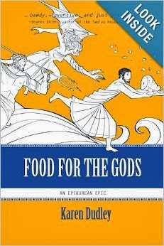 Cowgirl Contemporary Fantasy: Food for the Gods, by Karen Dudley