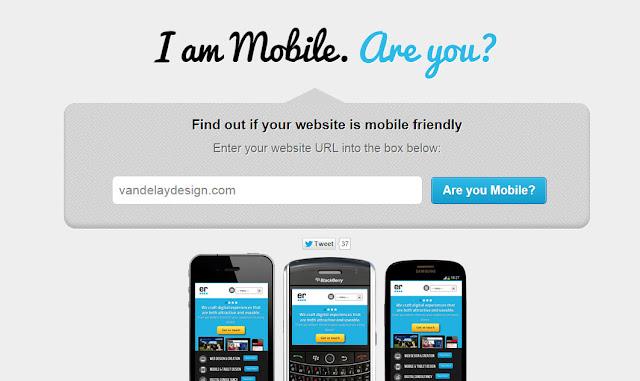 I am mobile