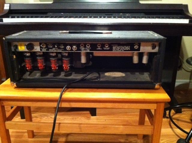 Canadian Vintage Guitar Hunt  1976 Fender Bassman 135 Tube