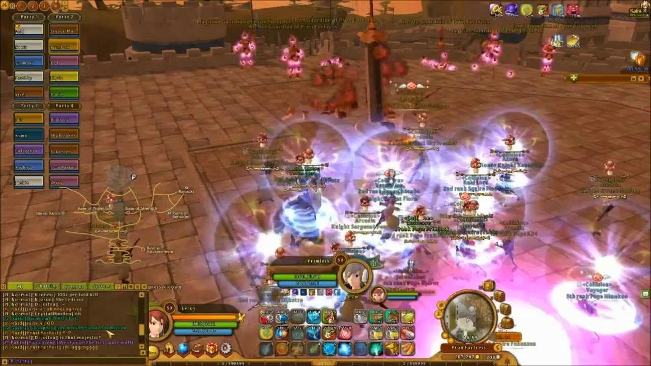 Ragnarok Online 2 War of Emperium