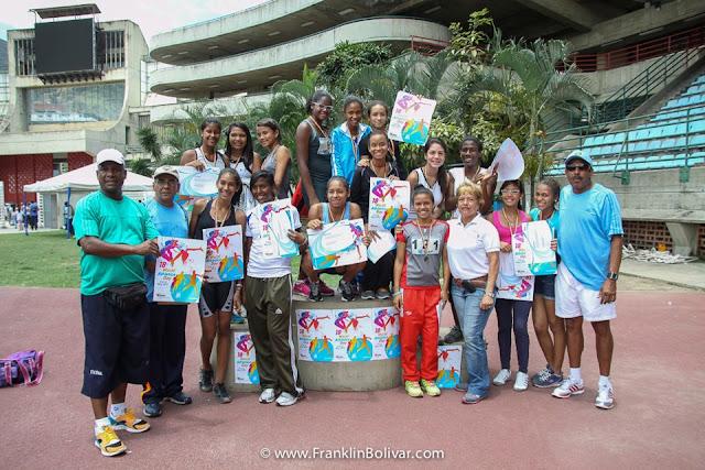 En Caracas celebraron el Día Mundial del Atletismo