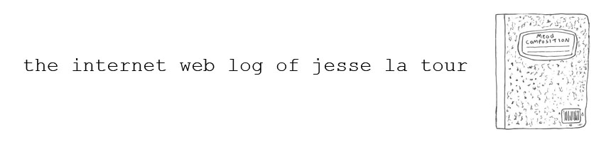 Jesse&#39;s Blog