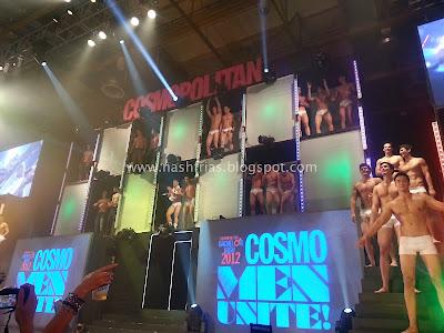 cosmo bachelor bash 2012