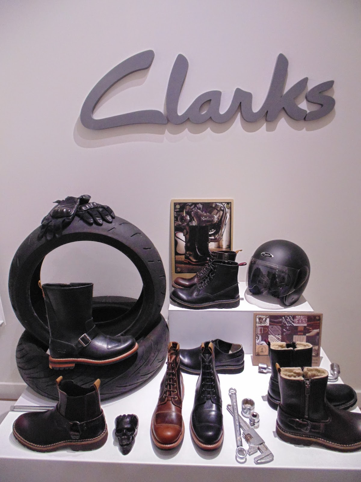 clarks automne hiver 2014/2015