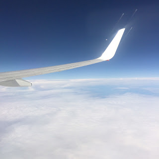 plane wing, virgin australia