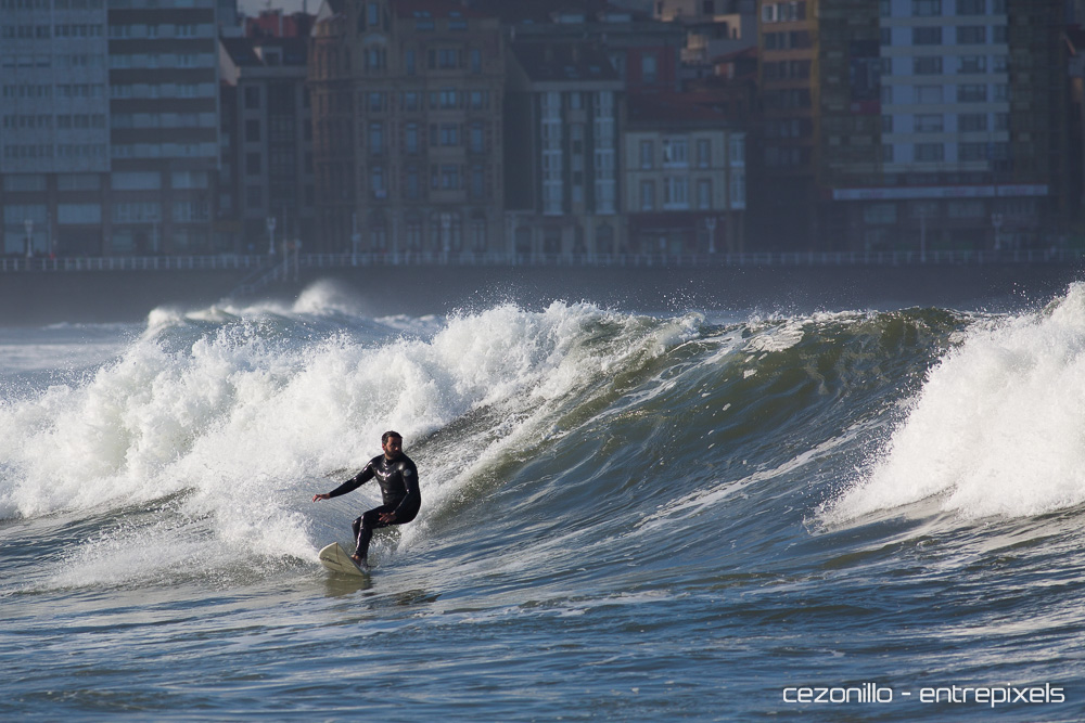 surf en San Lorenzo