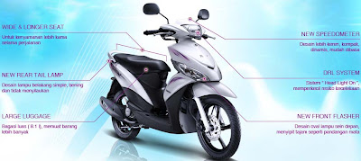 Motor matic injeksi irit harga murah&#8221;fMotor