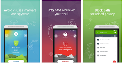 Avast Antivirus & Security for Android App free download images