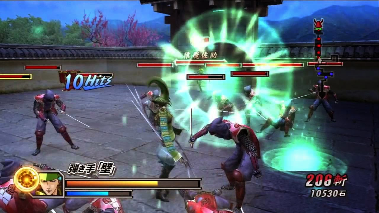 [ Cheat ] Mode Password Untuk Basara 2 Heroes PS2 Bahasa Indonesia 2014