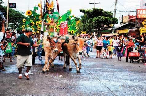 Belleza y tradición oriental fueron la tónica del Carnaval cruceño