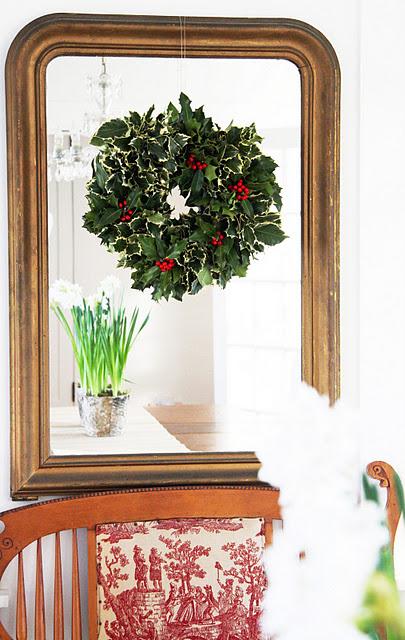 The Elegant Chateau Christmas in a Farmhouse