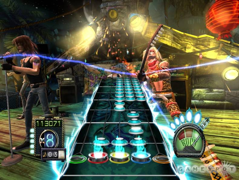 guitar hero iii legends of rock pc  utorrent software