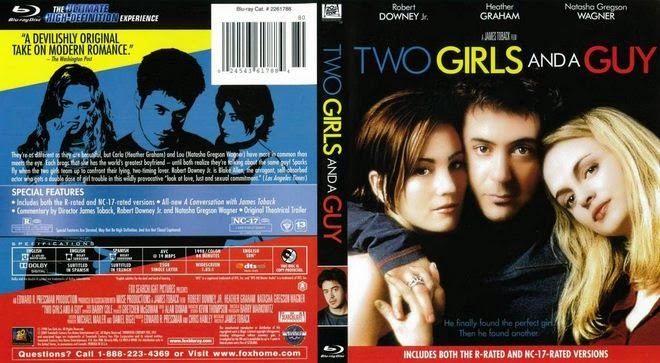 18+ Two Girls And A Guy (1997) Hindi Dubbed