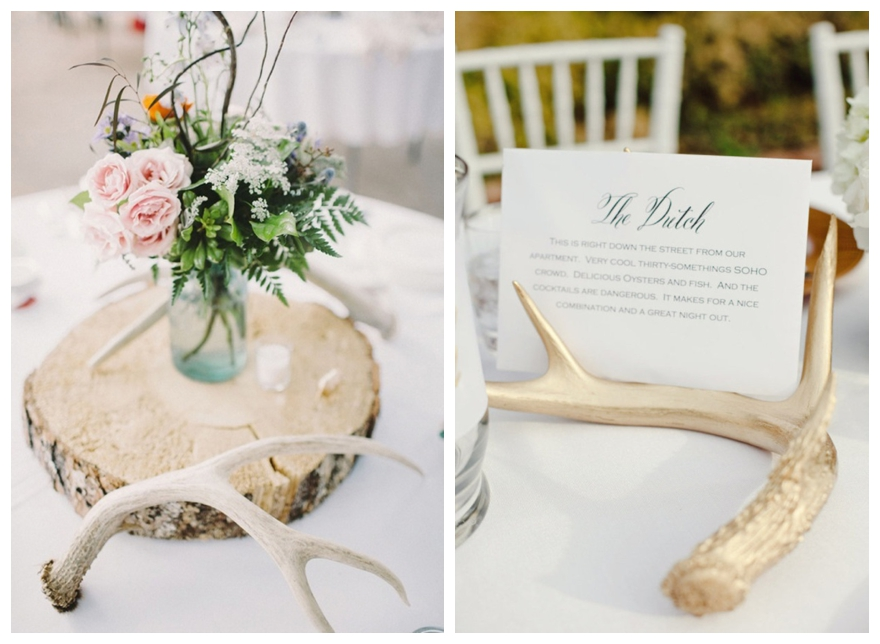 Before The Big Day Wedding Trends Of 2013 Antlers Theme