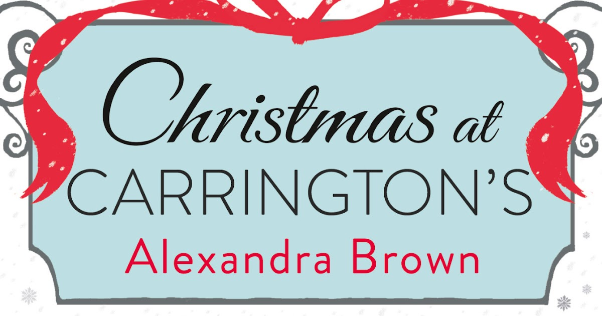 Heart.. Chick Lit: Book Review: Christmas At Carrington's by ...