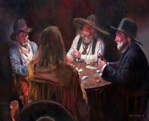 Καουμπόι πόκερ, η τράπεζα και ΕΣΥ