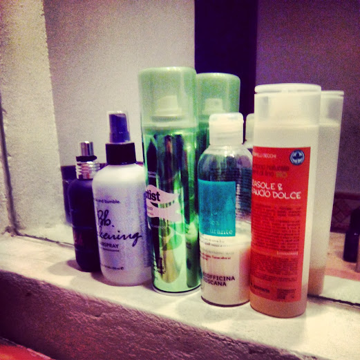 Haircare and Bla Bla Bla.