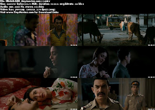 Talaash (2012) 720p BRRip 550MB