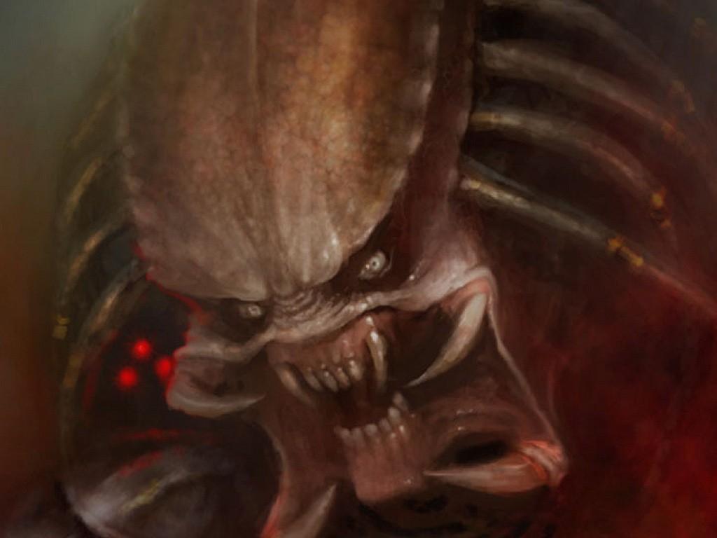 View scary predator face wallpaper download scary predator face