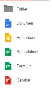 Aplikasi Google Doc