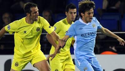 Villarreal 0 - 3 Manchester City (3)