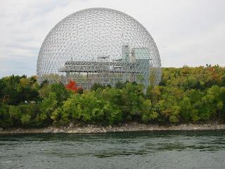Montreal Biosphere by Buckminster Fuller, 1967