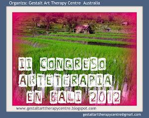 II CONGRESO ARTETERAPIA EN BALI 2012