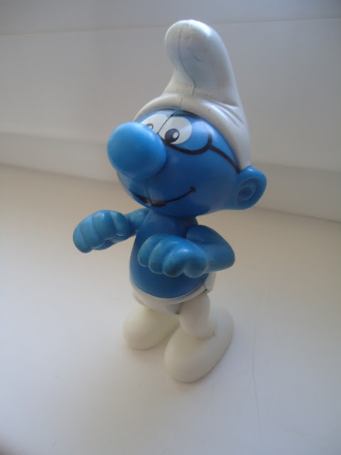 Brainy Smurf McDonalds