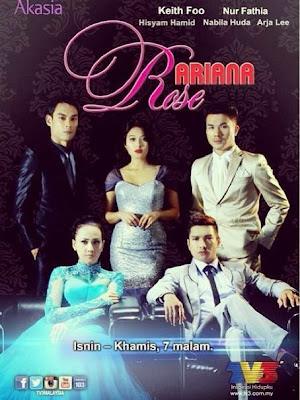 Sinopsis Drama Ariana Rose - Akasia TV3