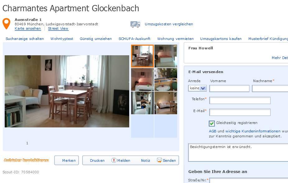 Maisonette Wohnung M Ef Bf Bdnchen
