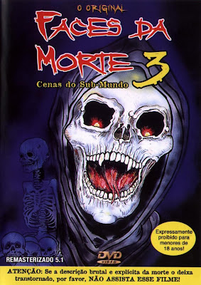 Faces da Morte 3 (Dublado)