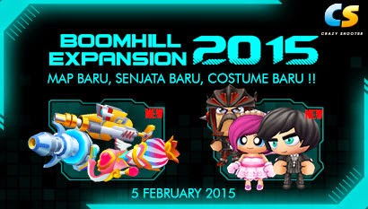 [Crazy Shooter] Boomhill Expansion 2015 - Update Terbaru