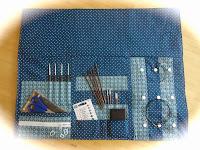 Anleitung: Strick-Nadel-Tasche