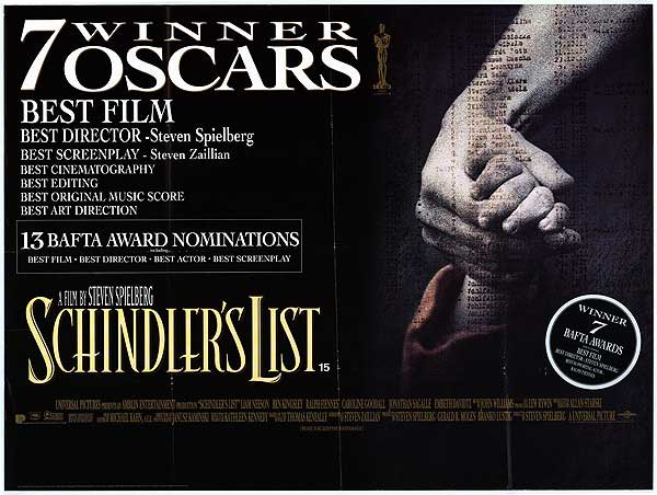 an analysis of the holocaust in the schindlers list by steven spielberg Analysis of steven spielburg's movies the article i read was a critical analysis of steven spielberg 's amistad  in the holocaust  even though spielberg.