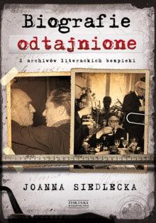 Zaproszenie na spotkanie z Joanną Siedlecką - styczeń/luty