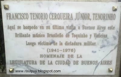 Homenaje a Tenorinho