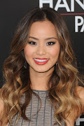In this picture, actress Jamie Chung is sporting ombre hair.
