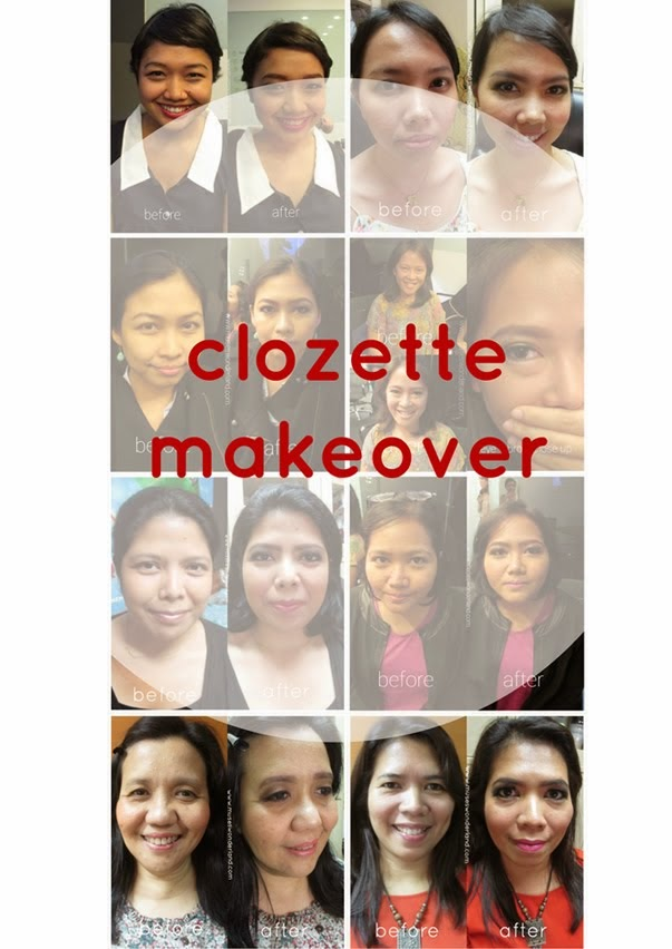 CLOZETTE MAKEOVER PROJECT