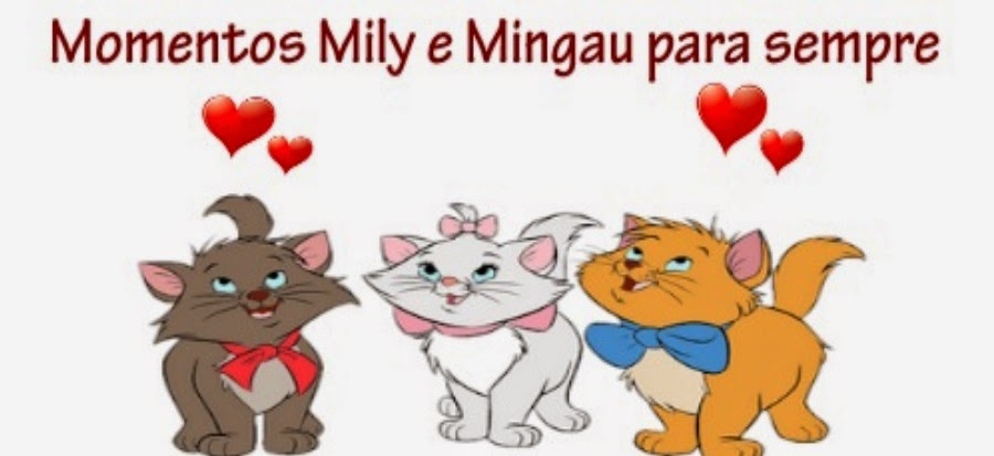 Momentos Mily&Mingau