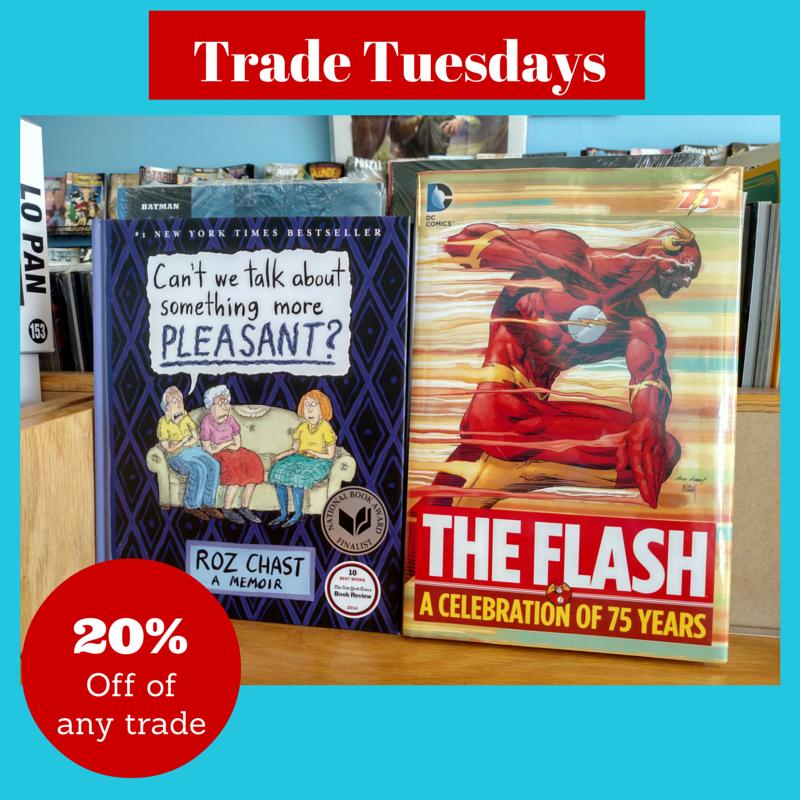 Trade Tuesday