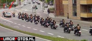 Smešne Slike: motociklisti